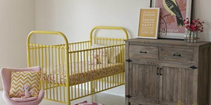 Dangerous Drop-Side Cribs