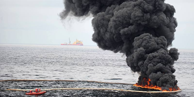 Horizon Oil Rig Disaster Victims